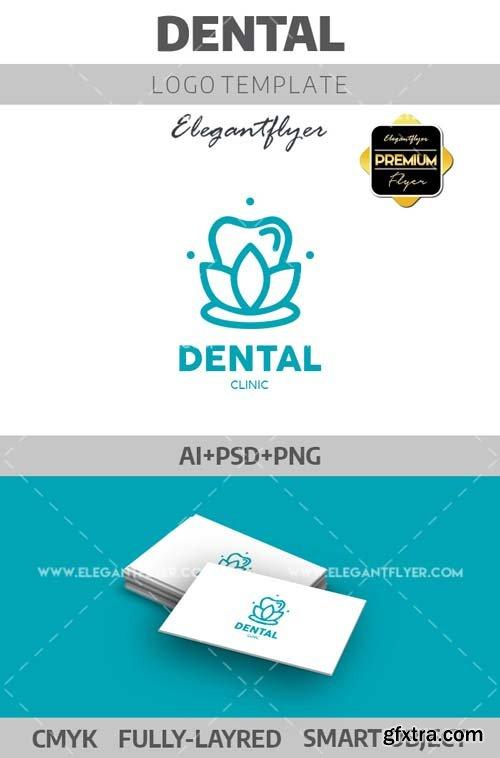 Dental V3 2018 Premium Logotype Template