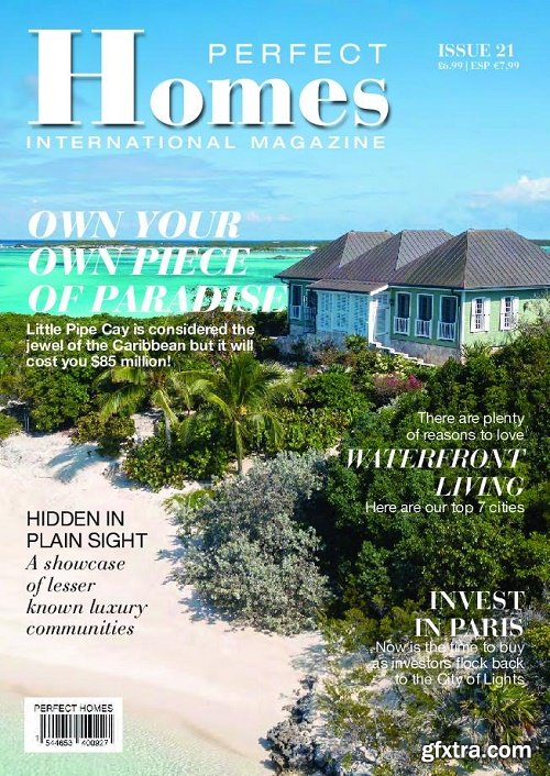 Perfect Homes – July 2018