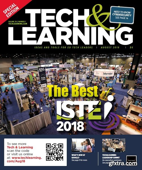 Tech & Learning - August 2018