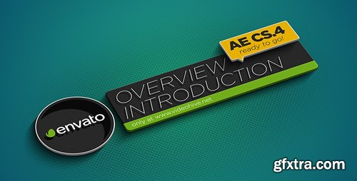 Videohive Overview Introduction 10444741