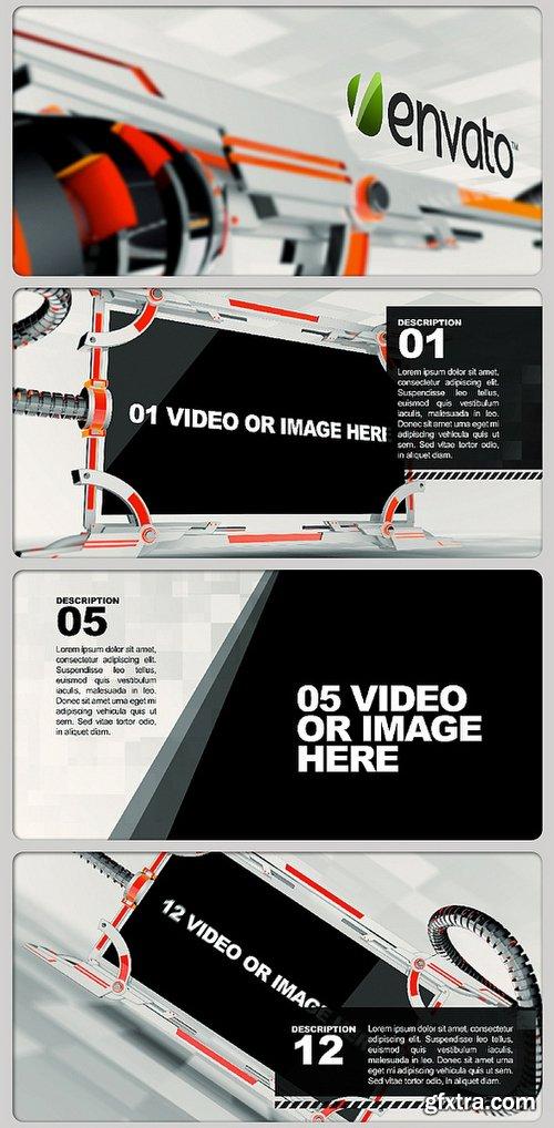 Videohive Tech Display 2760895