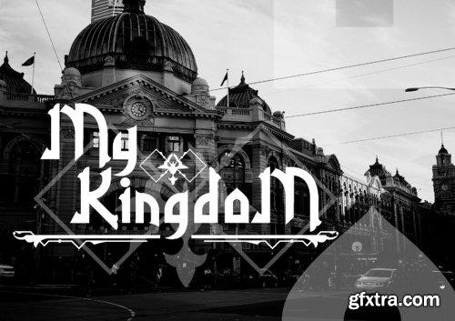 Comfy Kingdom Font