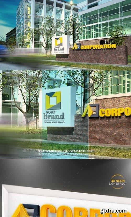GraphicRiver - Office Branding Mockups V4 9992055