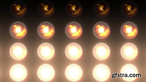 Videohive Light Wall (50-Pack) 6648562