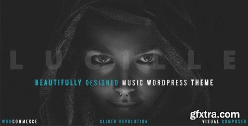 ThemeForest - Lucille v2.0.9.2 - Music WordPress Theme - 19078867