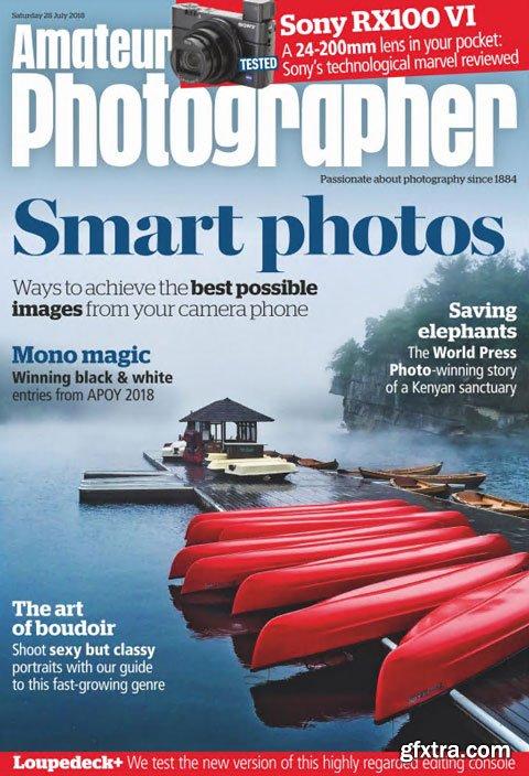 Amateur Photographer - 28 July 2018 (True PDF)