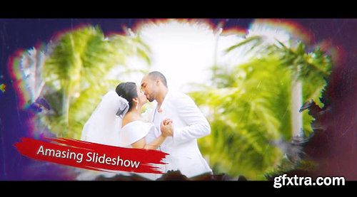 Wedding Watercolor - After Effects 98841