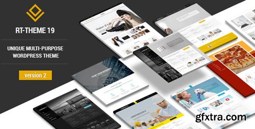 ThemeForest - RT-Theme 19 v2.6 - Responsive Multi-Purpose WordPress Theme - 10730591