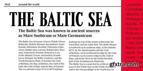 Baltica Font Family