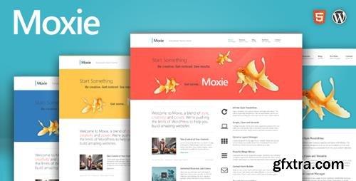 ThemeForest - Moxie v1.3.14 - Responsive Theme for WordPress - 4566277