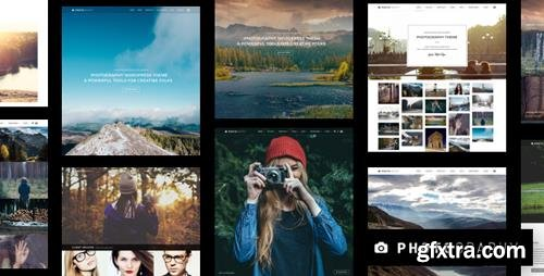 ThemeForest - Photography v4.8.1 - Photography WordPress for Photography - 13304399 - NULLED
