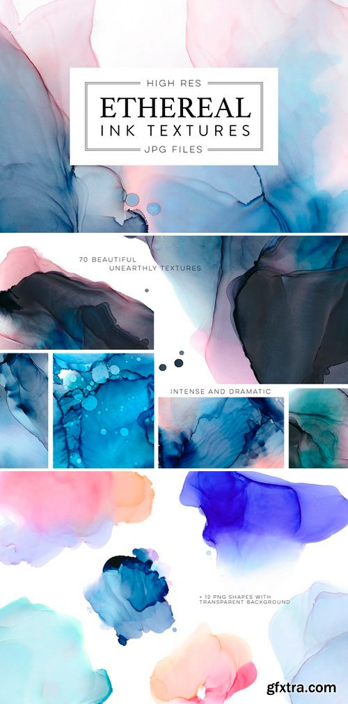 CM - Ethereal Ink Texture Collection 2544286