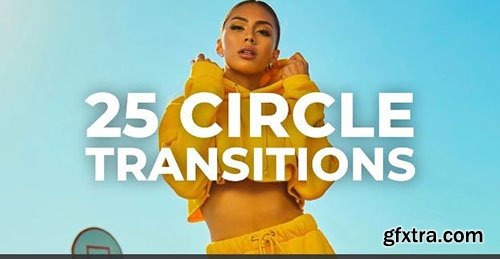 Circle Transitions - After Effects 98708