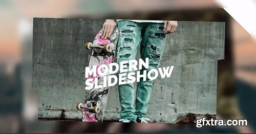 Modern Slideshow - After Effects 98487