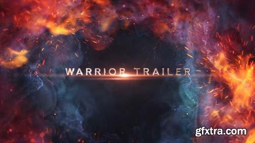 Videohive - Warrior Trailer Titles - 21359019
