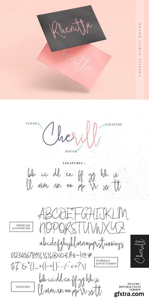 CM - Cherill rough & clean 2544289