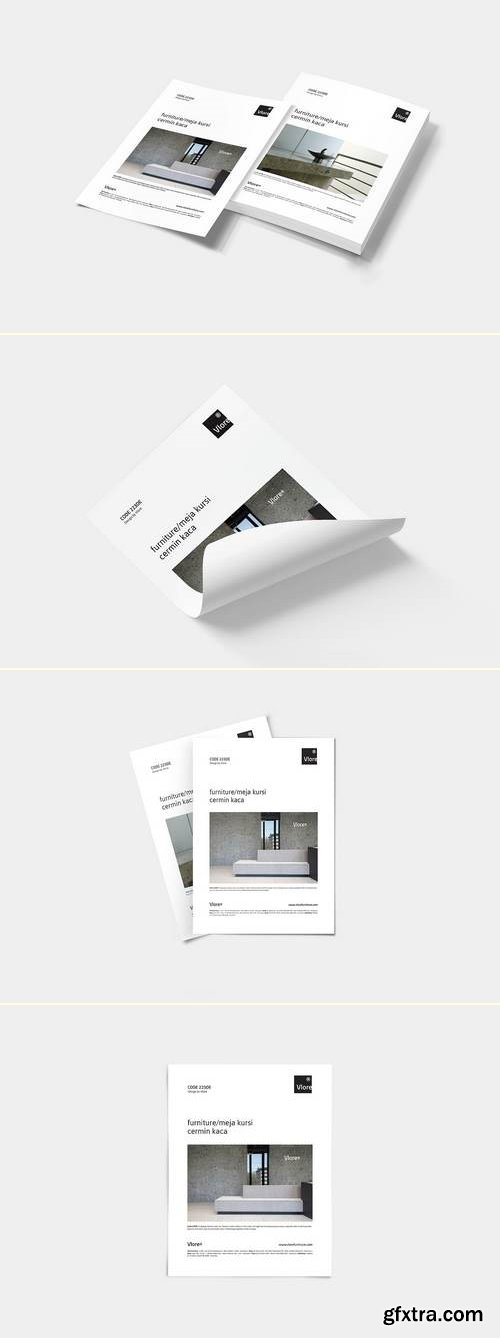Furniture Flyer Template