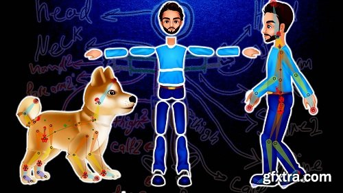 Duik 16 (Bassel) Rigging&Animation   Beginner to Advanced   After Effects CC 2018