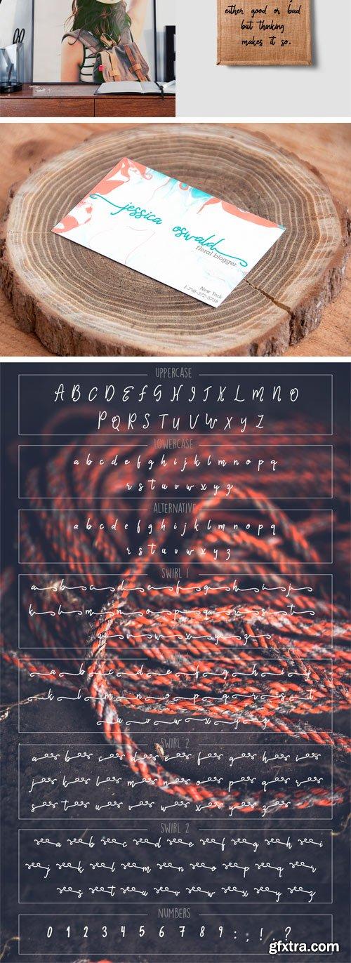 Fontbundles - Bostion 4101