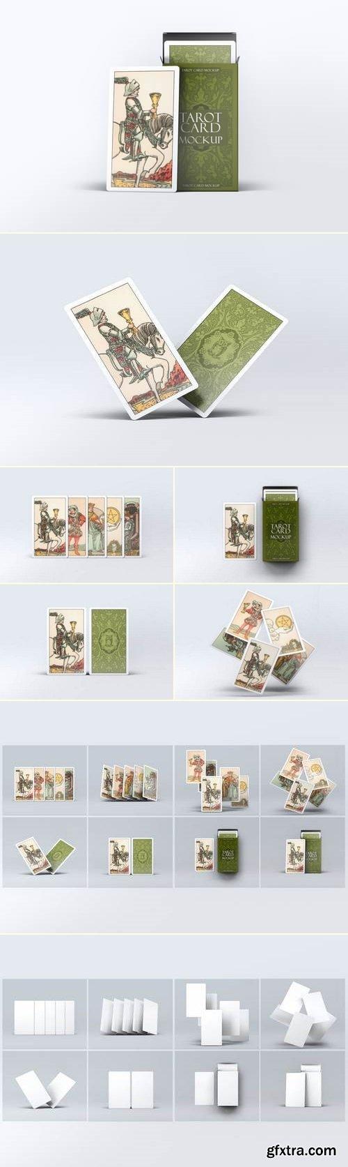 Tarot Card Mock-Up