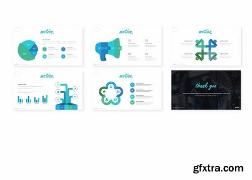 Motion - Google Slides Template