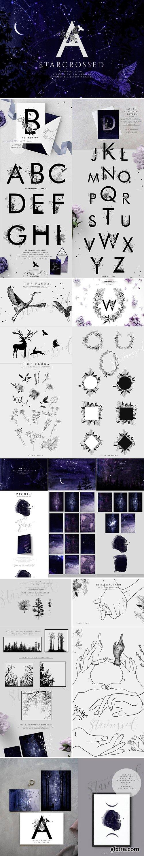 CM - Starcrossed - Starry Design Set 2327716