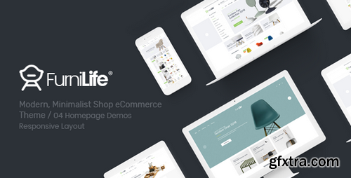 ThemeForest - Furnilife v1.0 - Furniture, Decorations & Supplies Magento Theme - 22355886