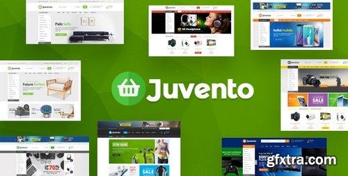 ThemeForest - Juvento v1.0 - Multipurpose Responsive PrestaShop Theme - 22349882