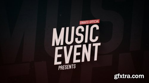 Videohive Music Event Promo 16781029