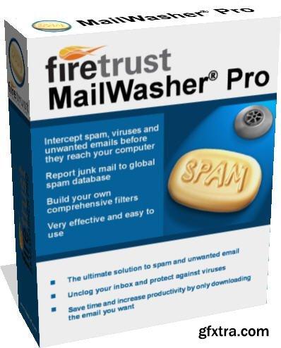 Firetrust MailWasher Pro 7.11.6 Multilingual