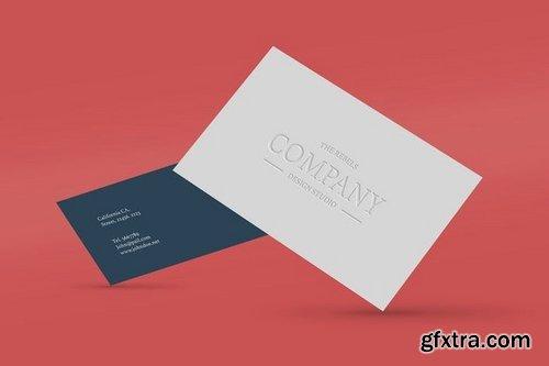 Business Card Mock Up Vol 18