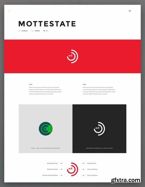 Wythe - Creative Portfolio PSD Template