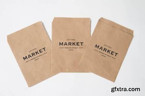 Multi Purpose Craft Bags Mock Up