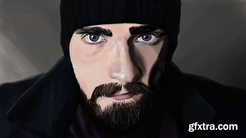 Digital Portraiture Painting | An Artist\'s Guide