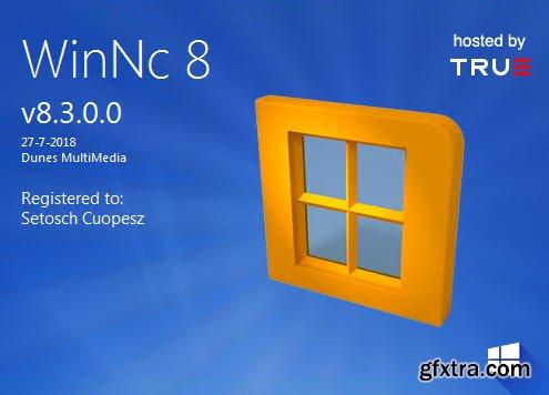 WinNc 8.3.0.0 Multilingual