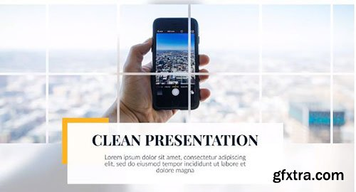 Clean Presentation - Modern Corporate - After Effects 95730
