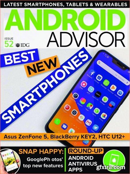 Android Advisor – July 2018