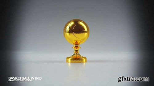 Videohive Solid Sport Trophy Intro (Opener) 22280742