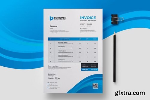 Business Stationery Template 27