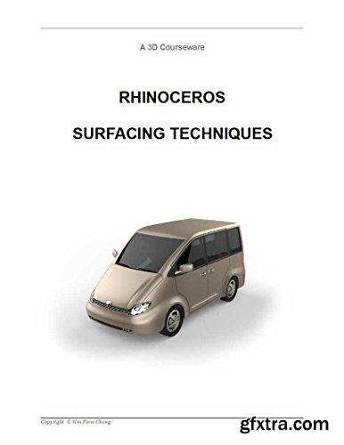 Rhinoceros Surfacing Techniques
