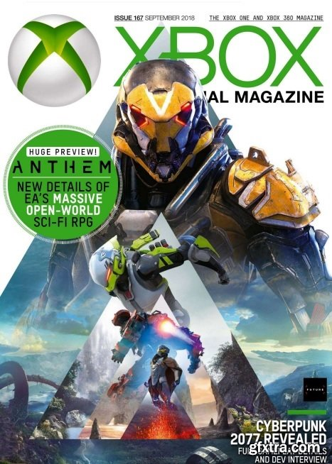 Xbox: The Official Magazine UK – September 2018
