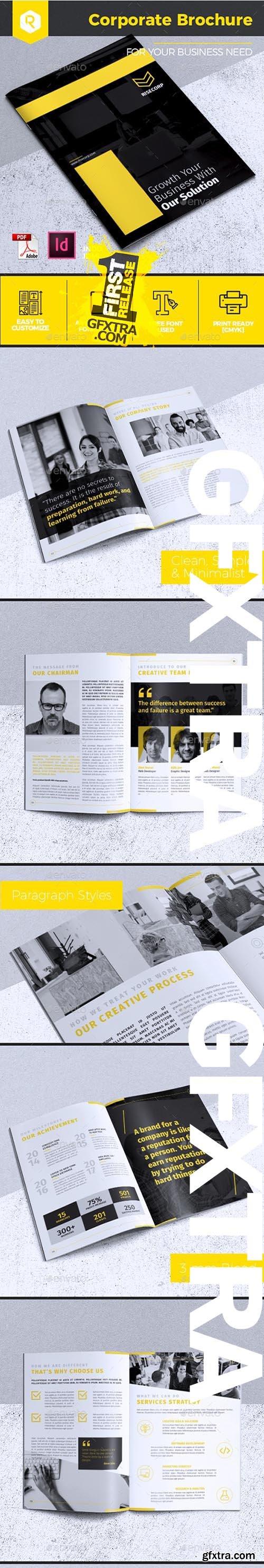Creative Corporate Brochure Vol. 27 20276926