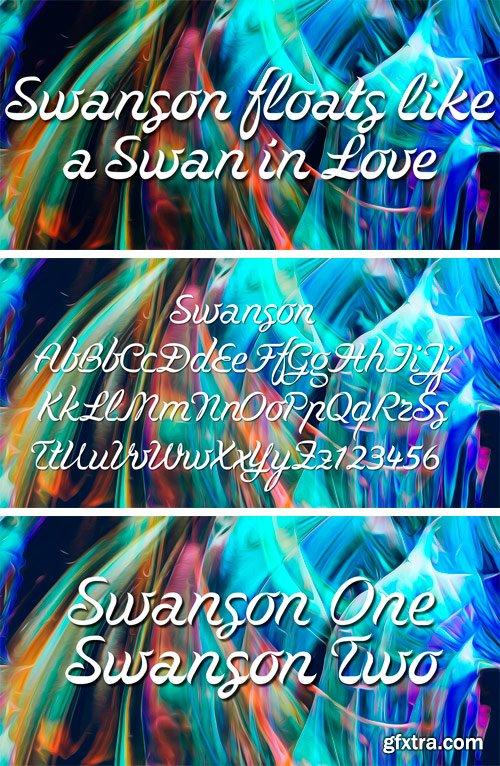 Swanson Font Family