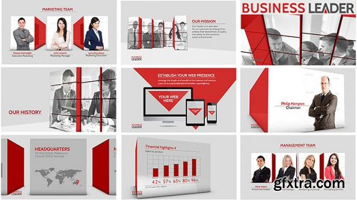 Videohive Business Leader 11779855