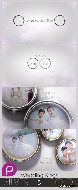 Videohive Wedding Rings 8521863