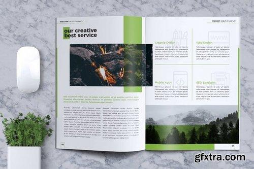Creative Brochure Template Vol 34