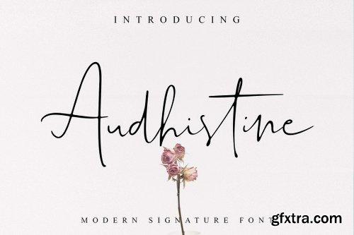 Audhistine Font