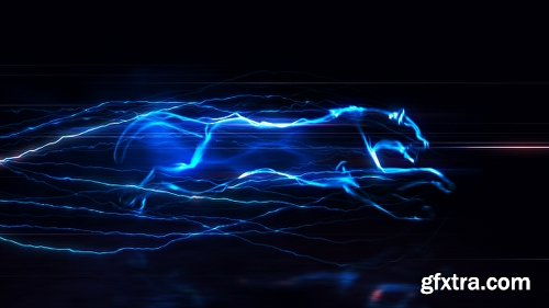 Videohive Electric Charge Logo 21413136