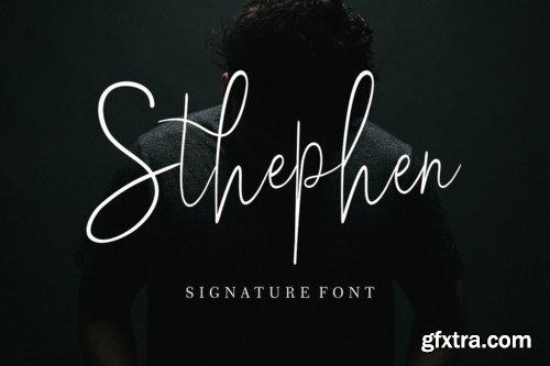 Sthephen - 2 Fonts