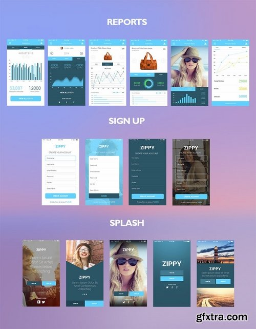 Zippy UI Kit
